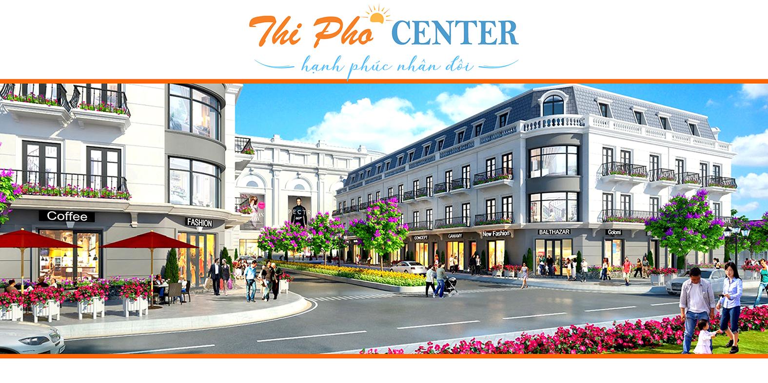 Thi Phổ Center