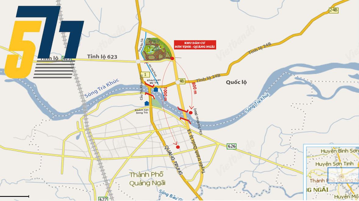 Khu dân cư Sơn Tịnh (Dự án KDC 577 Quảng Ngãi)