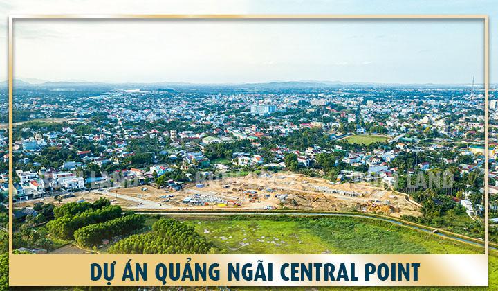 Quảng Ngãi Central Point [KDC Lê Quý Đôn]
