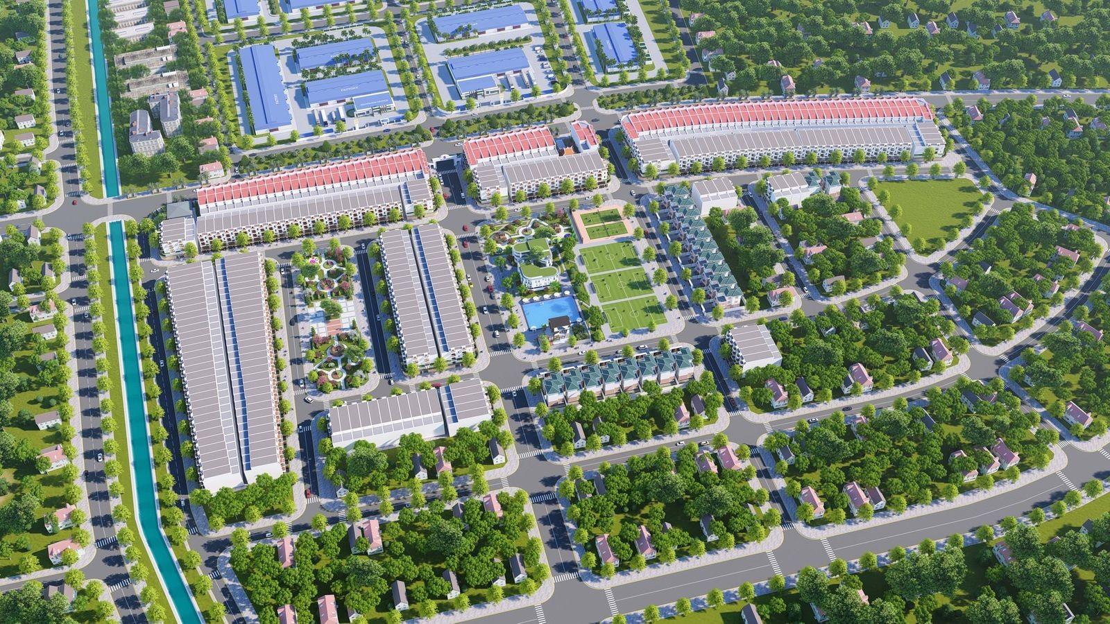 Dự án khu đô thị Nghĩa Hành New Center