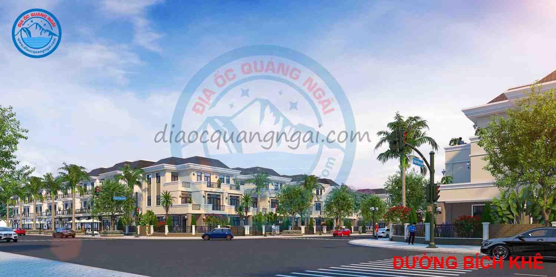 Khu dân cư Phú Gia – Quảng Ngãi