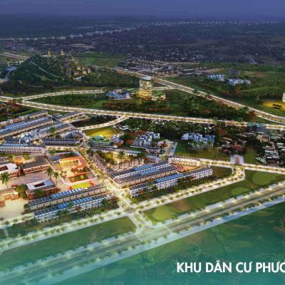 KDC Phước Thạnh Quảng Ngãi (Maris City)